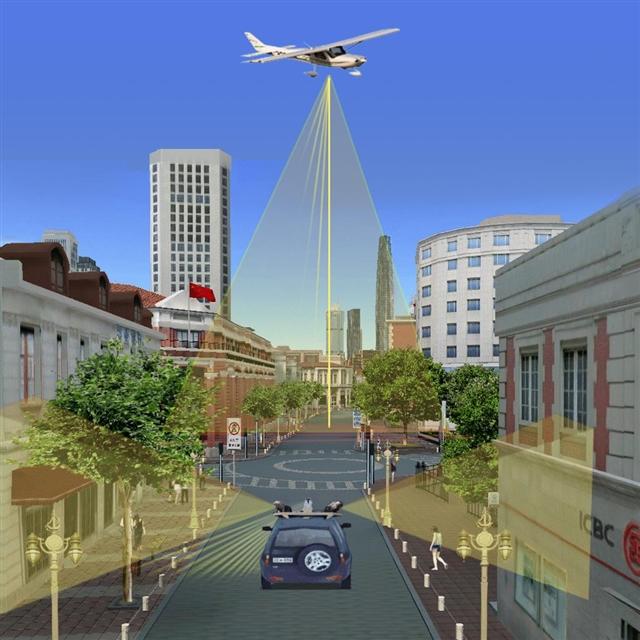 突破特大城市三维快速构建关键技术瓶颈