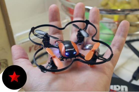 室内也能玩 几款小巧便宜的入门级无人机