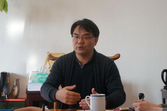 中国卫星导航定位协会常务副会长兼秘书长苗前军博士