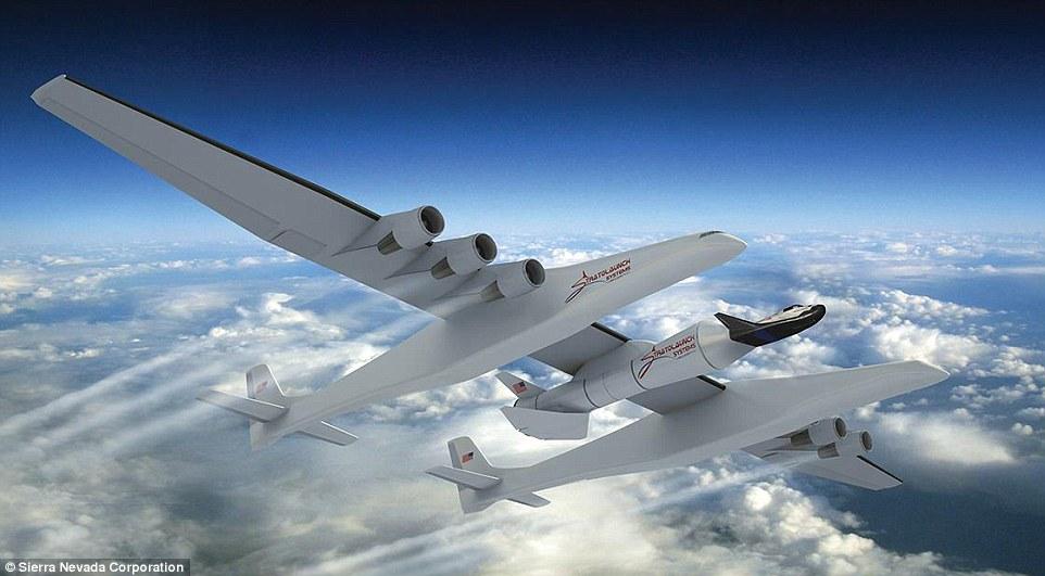 全球最大飞机明年试飞