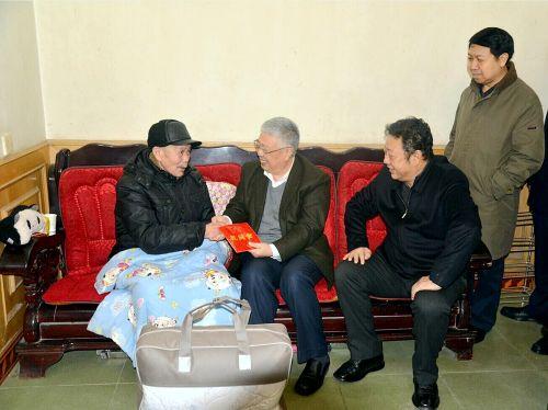 民政部部长李立国到泸县考察调研民政事业工作。
