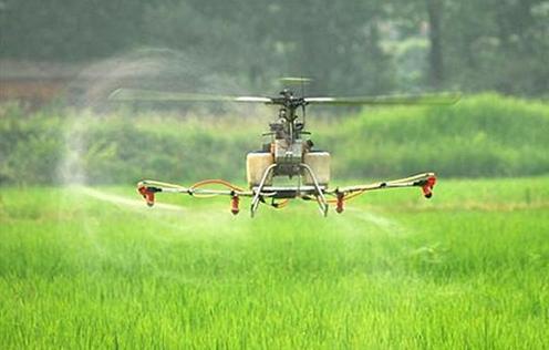植保无人机未来:精准农业更诱人