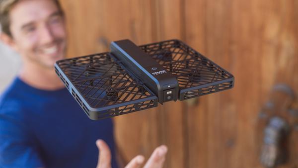 零零无限发布世界首款安全易用便携式非航拍无人机,撒手就飞
