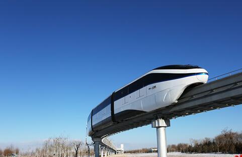 中国首条无人驾驶的跨座式单轨线路正式通车