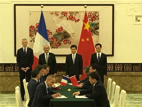 中国联通与欧卫公司就地区卫星通信服务签署合作协议