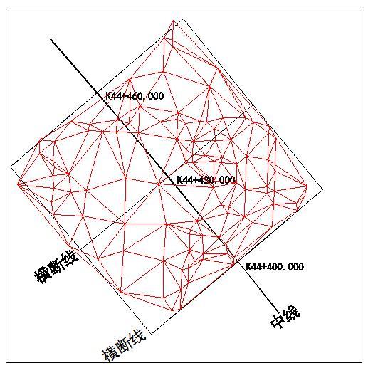 无人机影像匹配点云技术在道路测设中的研究与应用