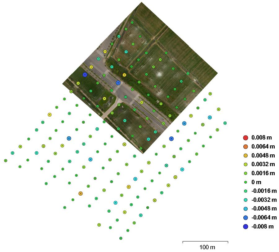 基于天狼星无人机大比例尺测图精度分析