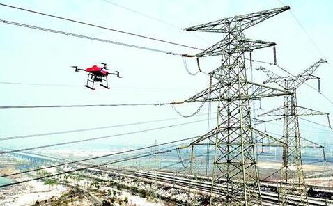 到2025年 广东电网将实现全部无人机自动驾驶
