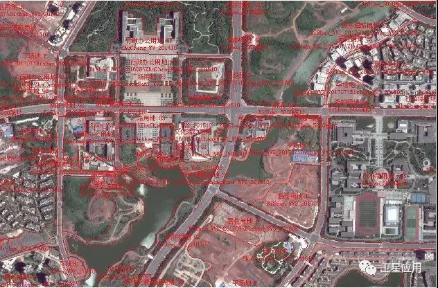 高分遥感,服务重庆市城乡规划
