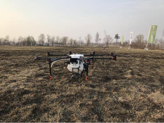 黑龙江利用无人机技术实现农业植保再次升级