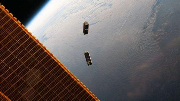 资料图:Dove卫星。