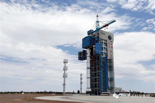 我国成功发射巴基斯坦遥感卫星一号
