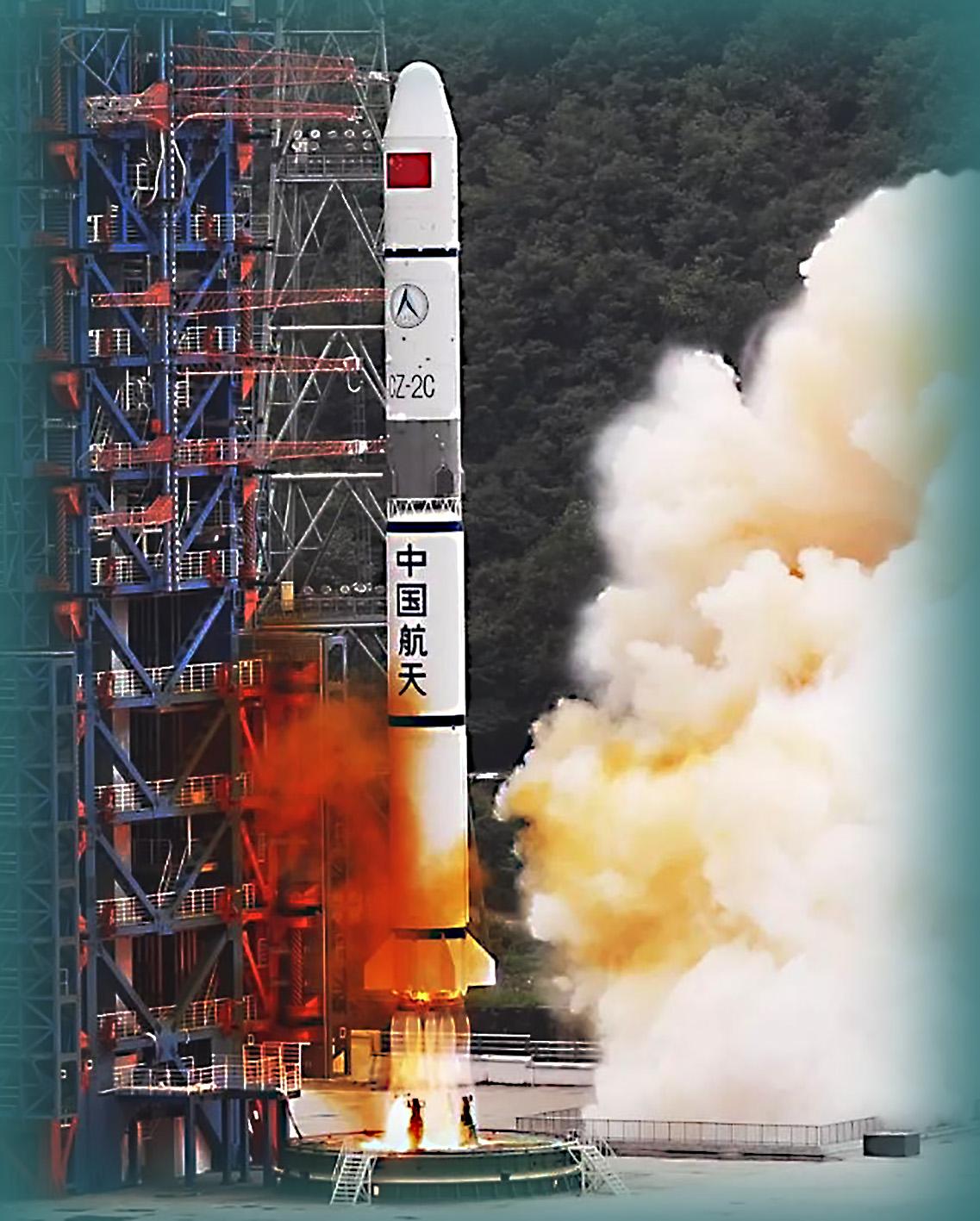 箭载北斗导航装备助力我国首次火箭落区控制试验成功