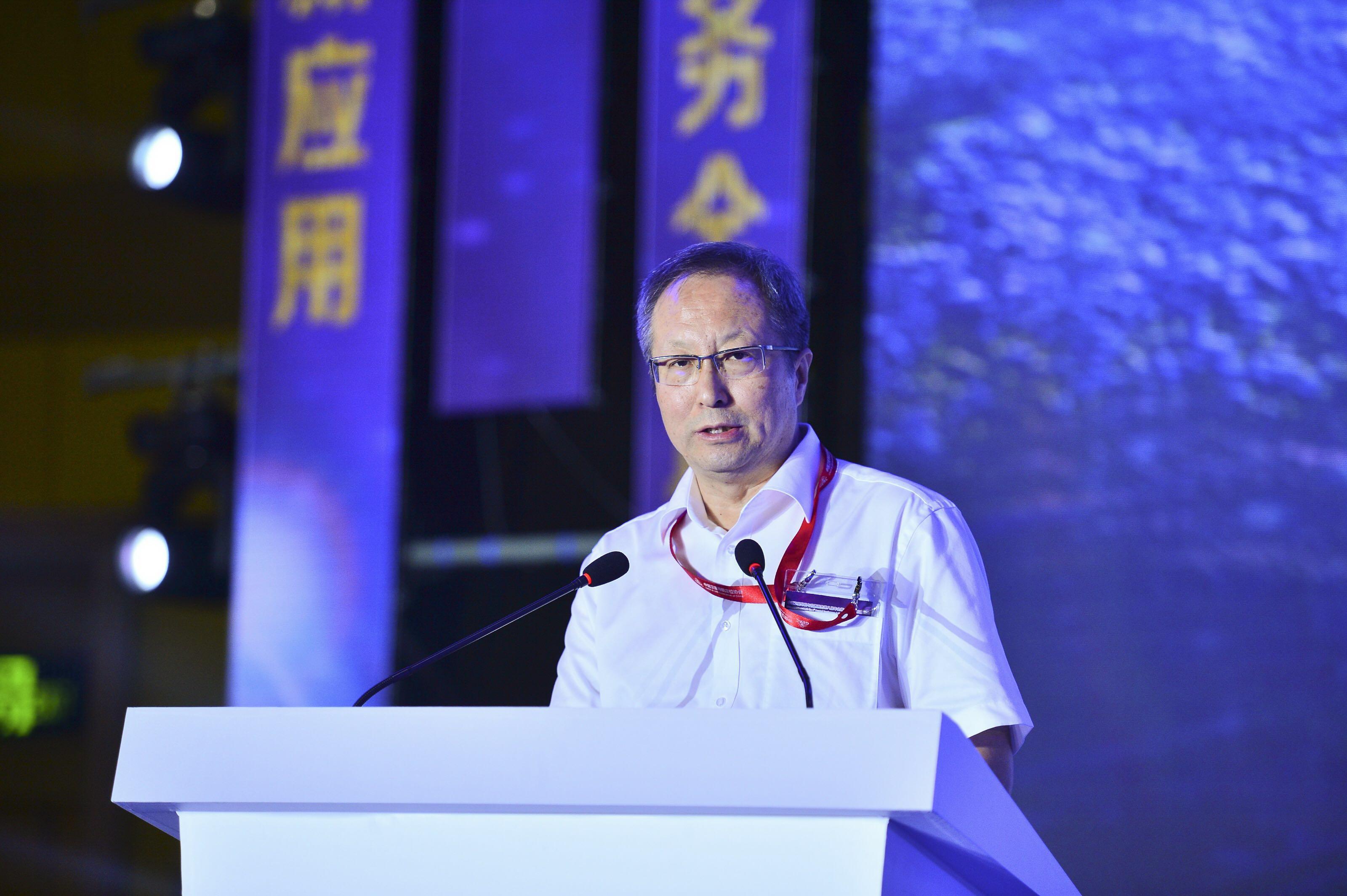程利伟总工程师:我国卫星导航与位置服务产业前景广阔