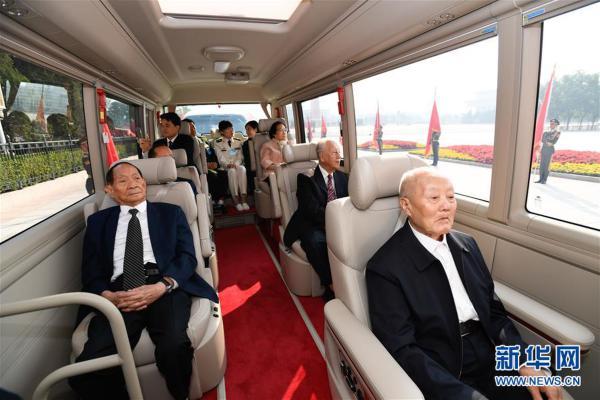 (时政)(5)国家勋章和国家荣誉称号颁授仪式在京举行
