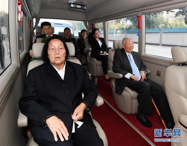 (XHDW)(6)国家勋章和国家荣誉称号颁授仪式在京举行