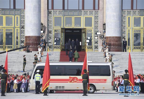 (时政)(2)国家勋章和国家荣誉称号颁授仪式在京举行