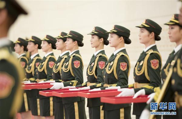 (时政)(16)国家勋章和国家荣誉称号颁授仪式在京举行